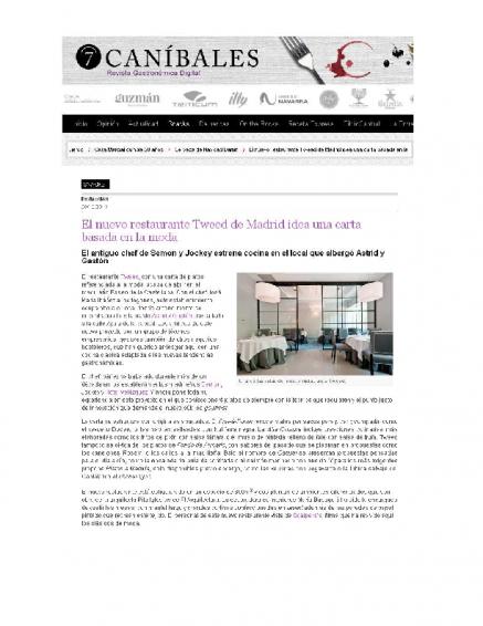7canibales.com Diciembre 2013