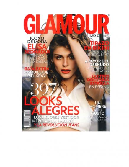 Glamour Mayo 2014